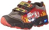 Lico Hot V Blinky, Jungen Sneakers, Mehrfarbig (rot/schwarz/gelb), 25...