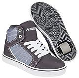 Heelys Uptown Schuhe - Schwarz Anthrazit Weiß- Größe: 39 EU