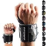 Fitgriff Handgelenk Bandagen [Wrist Wraps] 45cm Handgelenkbandage für...