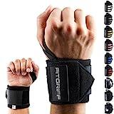 Fitgriff Handgelenk Bandagen [Wrist Wraps] 45 cm Handgelenkbandage...