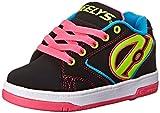 Heelys Mädchen Propel 2.0 770512 Sneakers, Mehrfarbig (Black/Neon...
