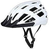 WESTGIRL Fahrradhelm Erwachsene, Mountainbike Helm, Leichter...