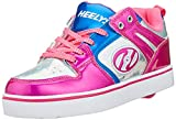 Heelys Damen Motion 2.0 He100587 Sneaker, Mehrfarbig (Pink/Silver/Aqua...