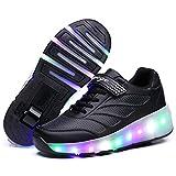 Skybird-UK 7 Farbwechsel Blinkschuhe Aufgerüstet LED Strips Schuhe...