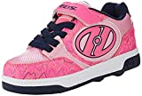 Heelys Mädchen Plus X2 Sneaker, Pink (Hot/Pink/Light...