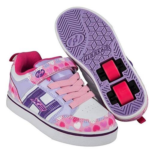 Heelys X2 Schuhe mit 2 Rollen